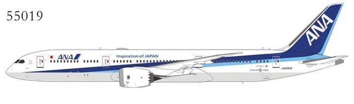 ANA Airways Boeing B787-9 JA890A NGModel NG55019 Scale 1:400