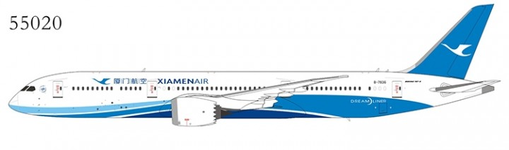 Xiamen Airlines 787-9 B-7836)NGModel NG55020 Scale 1:400