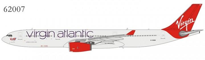 Virgin Atlantic Airways A330-300 G-VGEM  NG62007 NGModels Scale 1:400