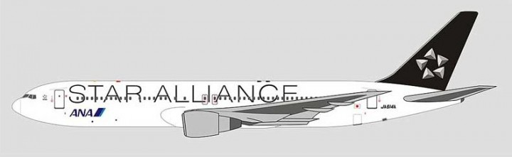 A13110 767-341 LOT Star Alliance SP-LPE