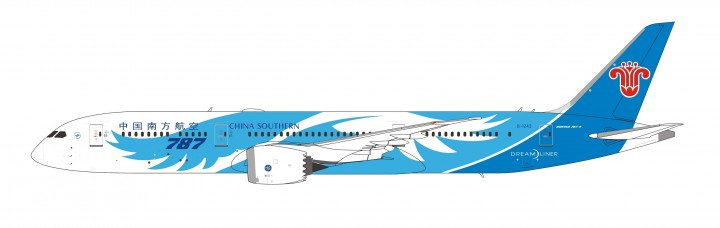China Southern Boeing 787-9 Dreamliner B-1243 NG Models 55003 scale 1:400