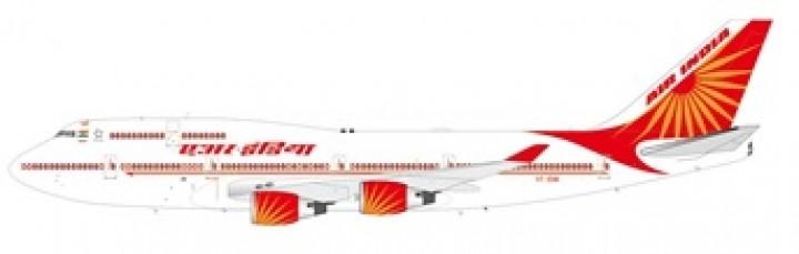 Air India Boeing 747-400 Reg# VT-EVA W/Stand JC Wings LH2AIC001 1:200