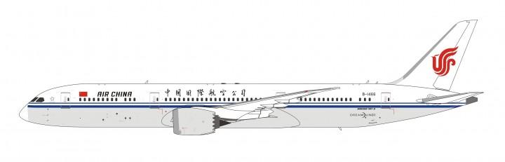 Air China Boeing 787-9 Dreamliner B-1466 NG Models 55001 scale 1400