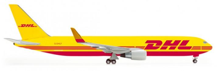DHL Aviation Boeing 767-300   1:200
