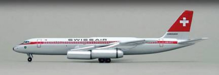 Swiss Air Convair CV-990 HB-ICC  1:400 Scale Witty Wings