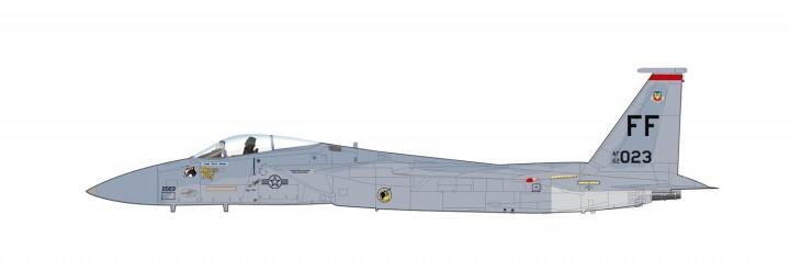 "F-15C Eagle 27th TFS 1st TFW 1991 ""Maloney's Pony"" Hobby Master HA4516 scale 1:72"
