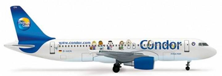 Condor Airbus A320 Peanuts 1:500