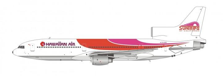Sun Trips of California Hawaiian Hybrid Lockheed L-1011 TriStar N763BE NG Models 31002 scale 1:400