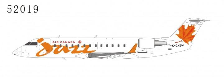 Air Canada Jazz CRJ-200LR C-GKEW orange (1:200) NG52019