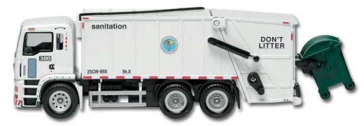 New York City Sanitation Department Garbage Truck RT8957