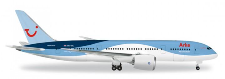 Arke Boeing 787-8 Dreamliner Reg# PH-TFK 527057 Herpa 1:500
