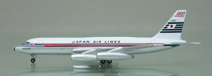 Japan Air Lines (JAL) CV-880 Reg# JA8023, Limited to 200 A13041 1:400