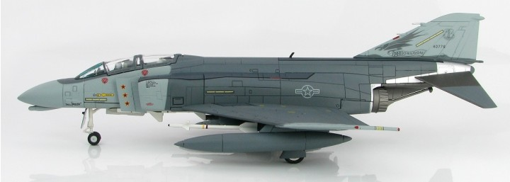 Oregon ANG F-4C Phantom II  142nd FIG 1989 Hobby Master HA1988 scale 1:72