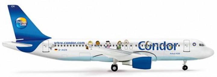 Condor Airbus Industries A320-200 D-AICN  Peanuts    1:400