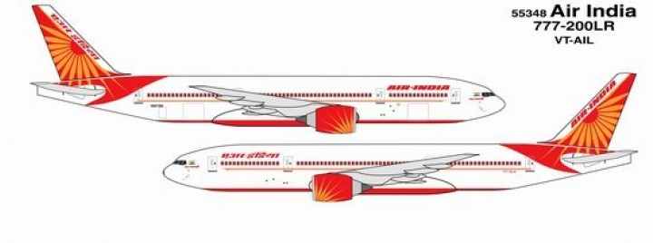 Air India B777-200LR