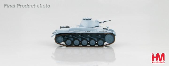 German Panzer II Ausf.C Pz. Rgt. 31, 5 Pz. Div. Eastern Front 1941  1:72 HG4605