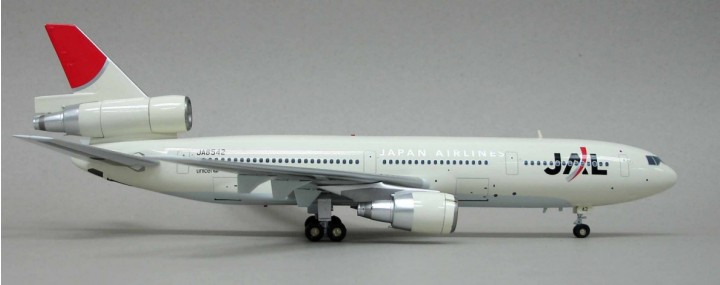JAL Japan Airlines DC-10-40 JA8542 Last Livery 1:200 Scale