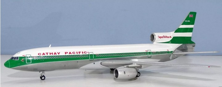 Misc L-1011 Old Livery Reg# VR-HHL Die-Cast JC Wings JC4MISC114 1:400
