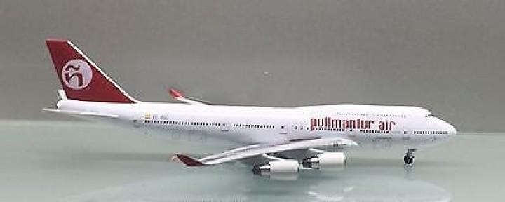 Pullmantur Air 747-412 EC-KQC WTW-4-744-024 WT4744024 1:400
