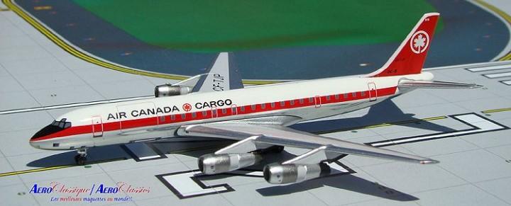 Air Canada DC-8-55F    Cargo  CF-TJP 1:400 Aero Classics