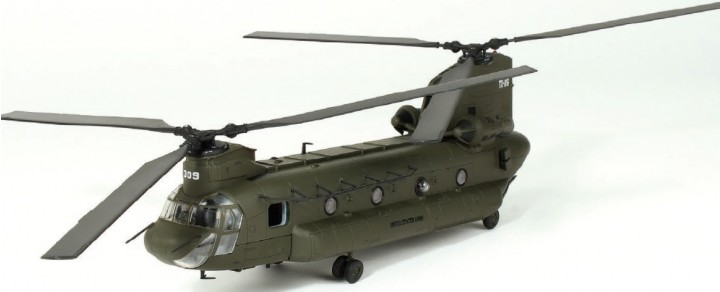 Chinook CH-47D Afghanistan 2003 Force of Valor FV-821004A scale 1:72