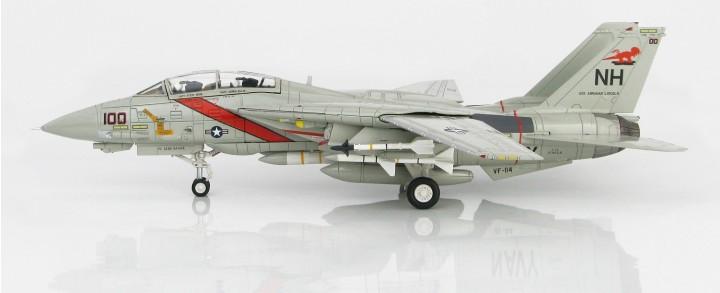 "F-14A Tomcat ""Aardvarks"" VF-114 USS Abraham Lincoln HA5216 Scale 1:72"