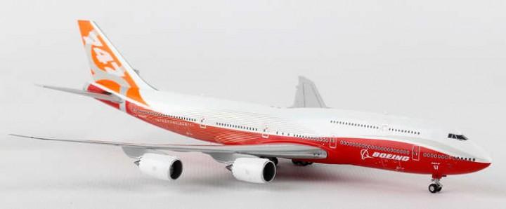 Boeing 747-8 Intercontinental Reg# N6067E die cast