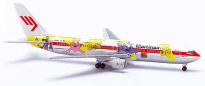 Martinair B767-300 Fox Kids