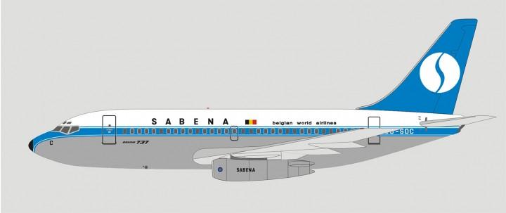 WTW-4-732-005 OO-SDC sabena 737