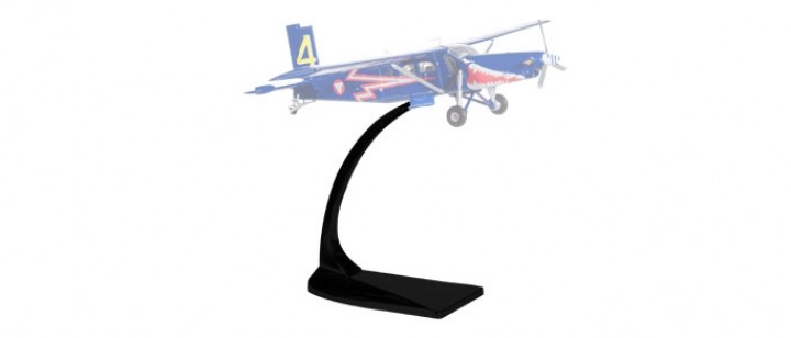 Display Stand Pilatus Herpa Wings 580328 for models 580274 & 580304 Scale 1:72