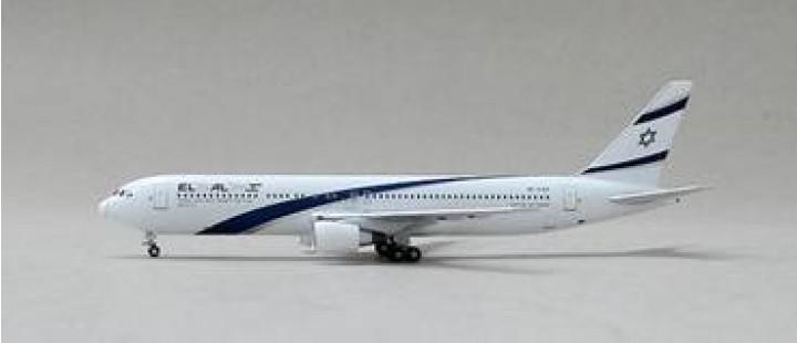 El Al Israel Airlines Boeing 767-352 Reg# 4X-EAR 1:400