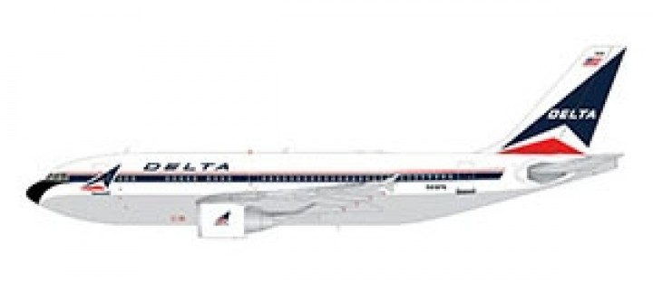 New Mould Delta Airbus A310-300 Widget livery Gemini 200 G2DAL860 scale 1:200