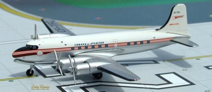 Cubana Airlines Canada air 4 CF-TFC