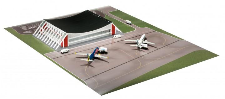 Herpa Airport - Scenix - Memmingen Airport