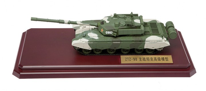ZTZ-98 Battle Tank AF1-00109 Air Force 1 models 1:35