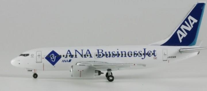 ANA Business Jets B737-700 JA10AN 1:400