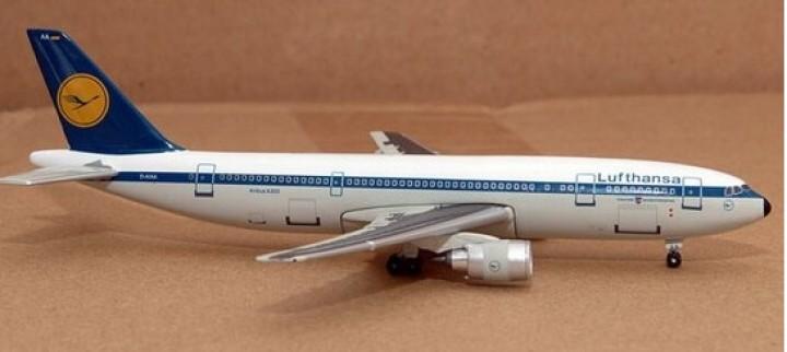 1/400 LUFTHANSA A300B4 ~ D-AIAB