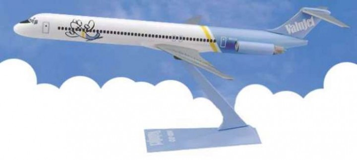 Flight Miniatures ValuJet Airlines McDonnell Douglas MD-80