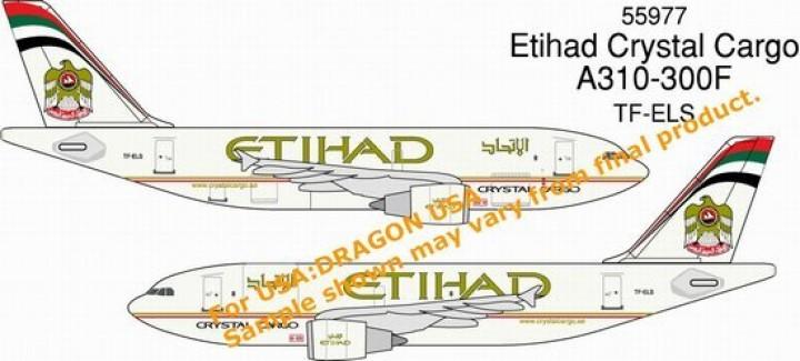 Etihad Crystal Cargo A310-300F