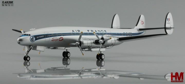 Air France Lockheed L-1049G Super Constellation