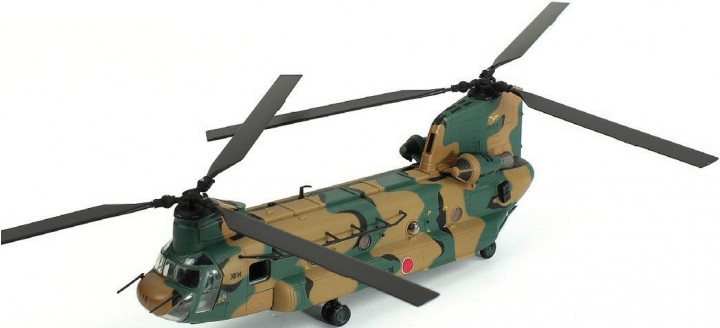 JGSDF Japan  Chinook CH-47J Forces of Valor FV-821004B scale 1:72