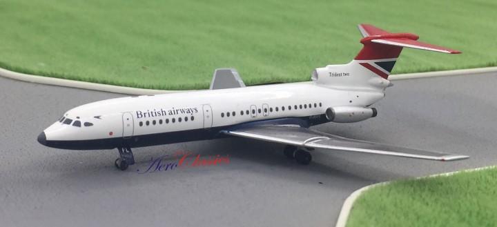 British Airways Trident Two Reg# G-AVFL Aeroclassics Die cast Scale 1:400