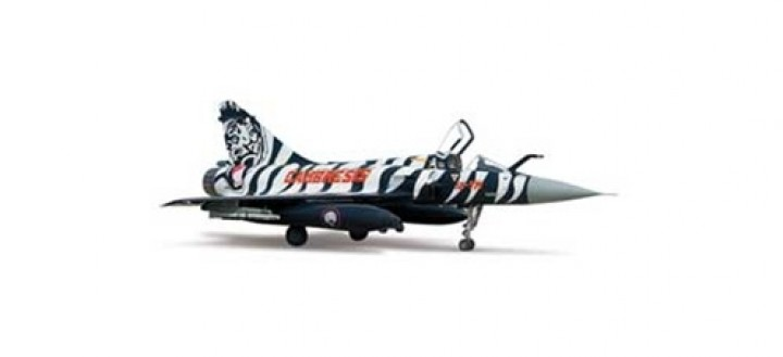 French Air Force Mirage 2000 Tiger Meet Herpa 553520 scale 1:200