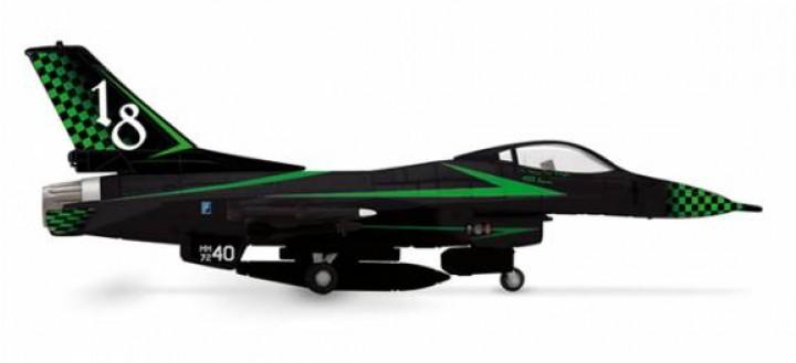Italian Air Force (AMI) Lockheed Martin F-16A Herpa 554299 1:200