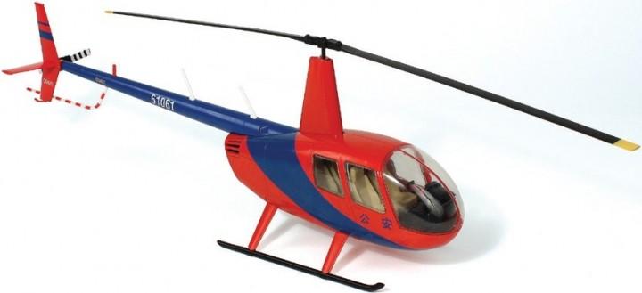 R44 Raven Helicopter die-cast AirForce1 models AF1-0161 scale 1:32