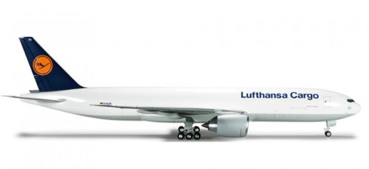 Lufthansa Cargo 777F D-ALFA  HE556194