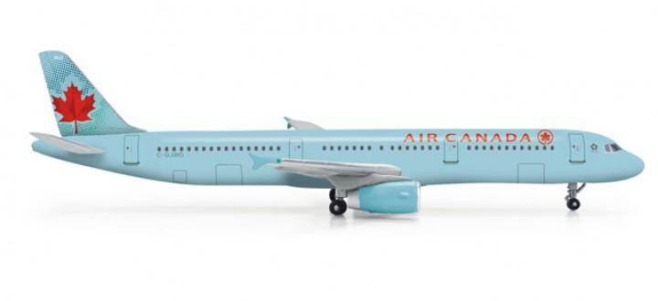 Air Canada A321 Scale 1:500 Die Cast Model HE523257