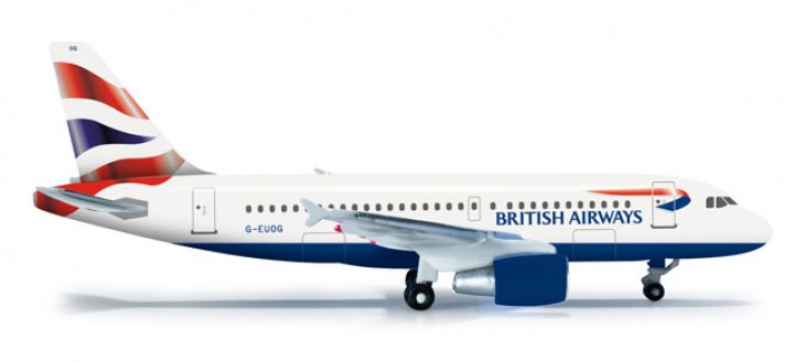 British Airways Airbus A319 HE523462