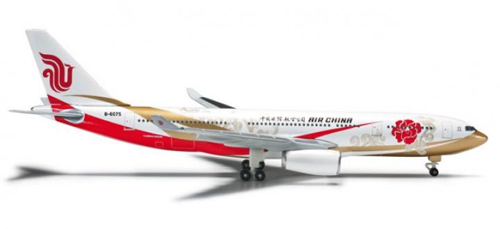 "Air China A330-200 ""Zijin Hao-Forbidden Pavilion Liner"""