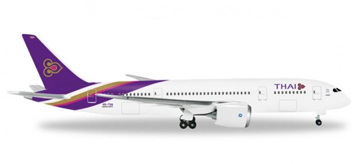 Thai Airways International 787-8  HS-TQA HE526869 1:500